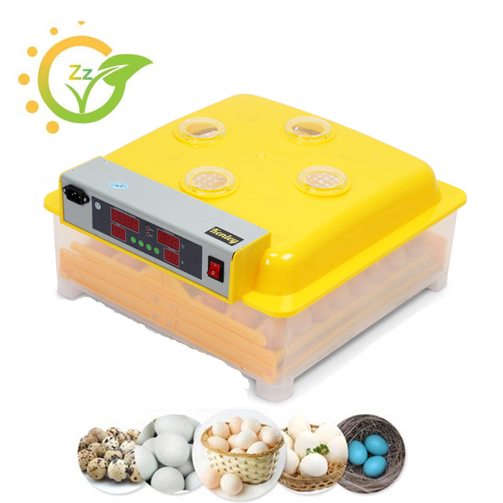 New household fully automatic egg-turning poultry incubator machine small egg hatching machine equipment tool ce certificate poultry hatchery machines automatic egg turning 220v hatching incubators for sale