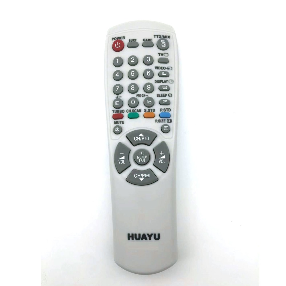 New Remote Control For SAMSUNG RM-016FC LCD TV Controller 00104H 00104K 00104N 00104M 10095U 10107N