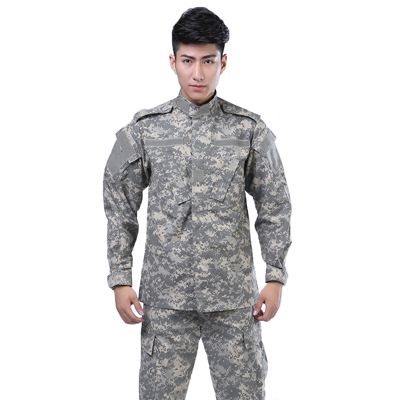 Militärische Taktische Uniform Anzug Special Forces Combat Hosen + jacke Armee Camouflage Zug Airsoft Paintball Anzug Jagd Arbeit Kleidung-in Herren-Sets aus Herrenbekleidung bei  Gruppe 1