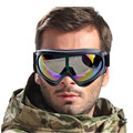 WOSAWE Protección UV Sports Ski Snowboard Skate Goggles Gafas Motocicleta Off-Road Ski Goggle Gafas Gafas Lentes de Colores