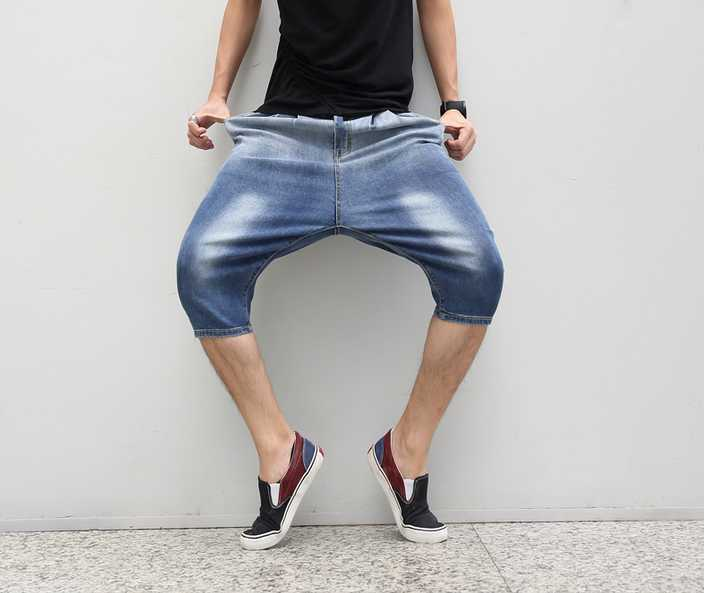 Popular Male White Capri Pants-Buy Cheap Male White Capri Pants ...