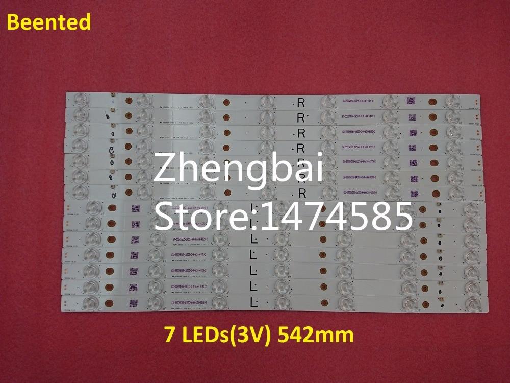 100% 新 16 ピース/セット LED バックライトストリップ配列 tx 55dx600e TB5509M M30900 16V0 E74739 EX 55S0VE04 2Z543 0 I 631 0489 1  グループ上の 家電製品 からの 交換部品 & アクセサリー の中 1