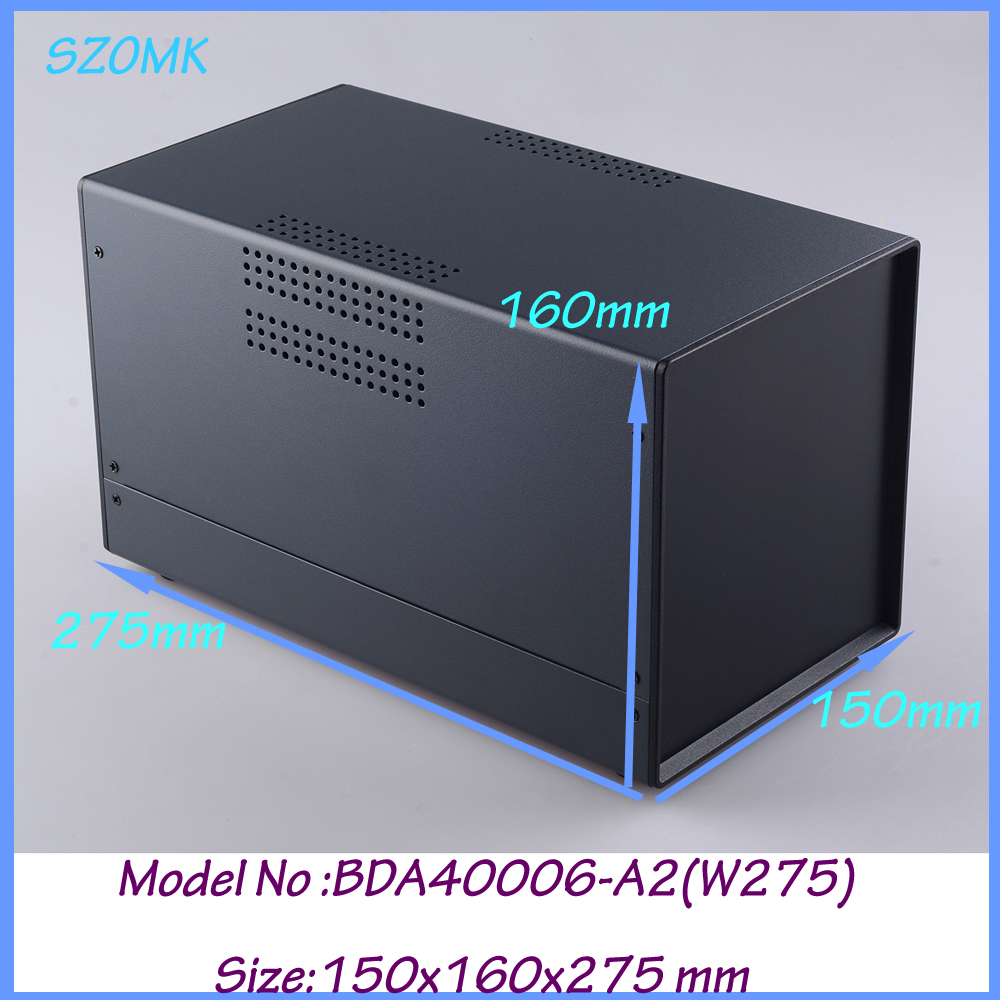 (1  )150x160x275 mm diy electronic power supply boxes distribution enclosure power supply 150x160x275 mm