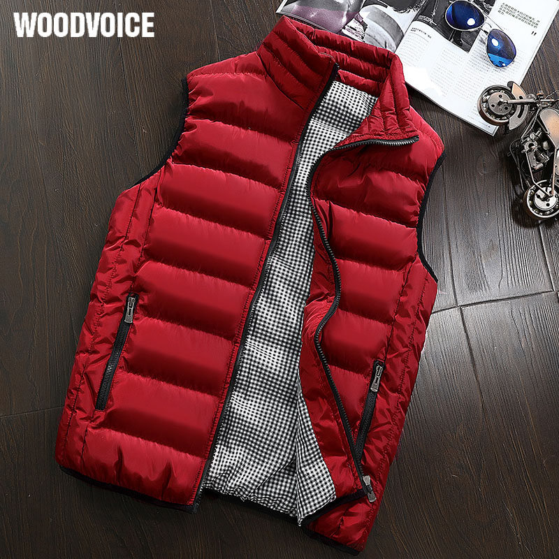 Sizzling Autumn Winter Vest Males's Style Informal Slim Sleeveless Vest Colourful Lovers Couple Waistcoat Male Waterproof Weste Jacket