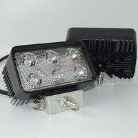 BEST SALE EPISTAR 10pcs 18w LED Work Light For Trucks 12v Tractor Work Light 4x4 Off