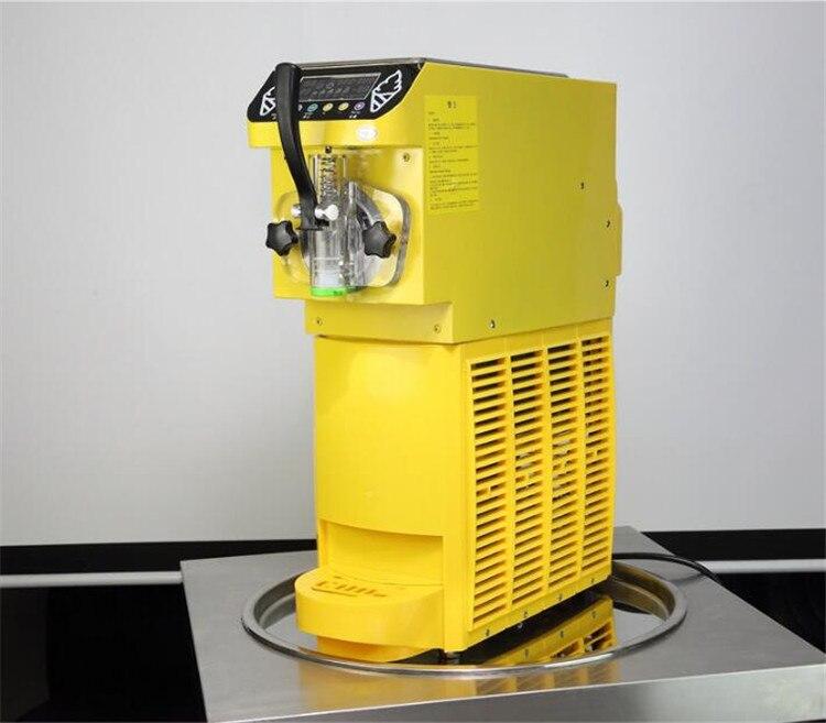 Commercial Mini Soft Ice Cream Machine Ice Cream Maker