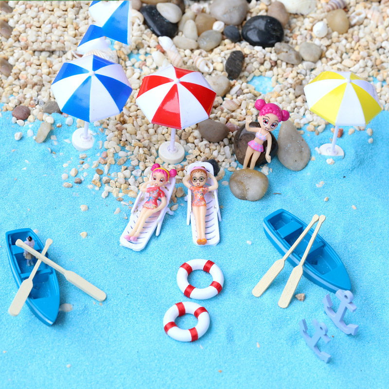 Popular Fairy Garden Miniatures Beach Buy Cheap Fairy Garden