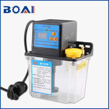 1L engraving machine refueling oil pot automatic oil filling pump engraving machine lubrication system lubrication oiling device