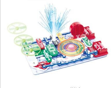 Amazing electronics Discovery Kit Compound Mode Snap Circuits Electronic Building Blocks Assembling Toys electronic for children harry cendrowski cloud computing and electronic discovery
