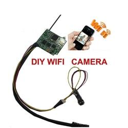 For Russia mini size wifi camera wifi transmitter wireless transmitter DIY CCTV security camera wifi generator drone transmitter