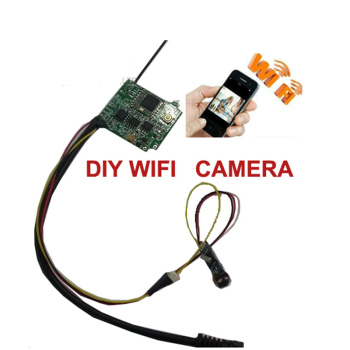 For Russia mini size wifi camera wifi transmitter wireless transmitter DIY CCTV security camera wifi generator drone transmitter