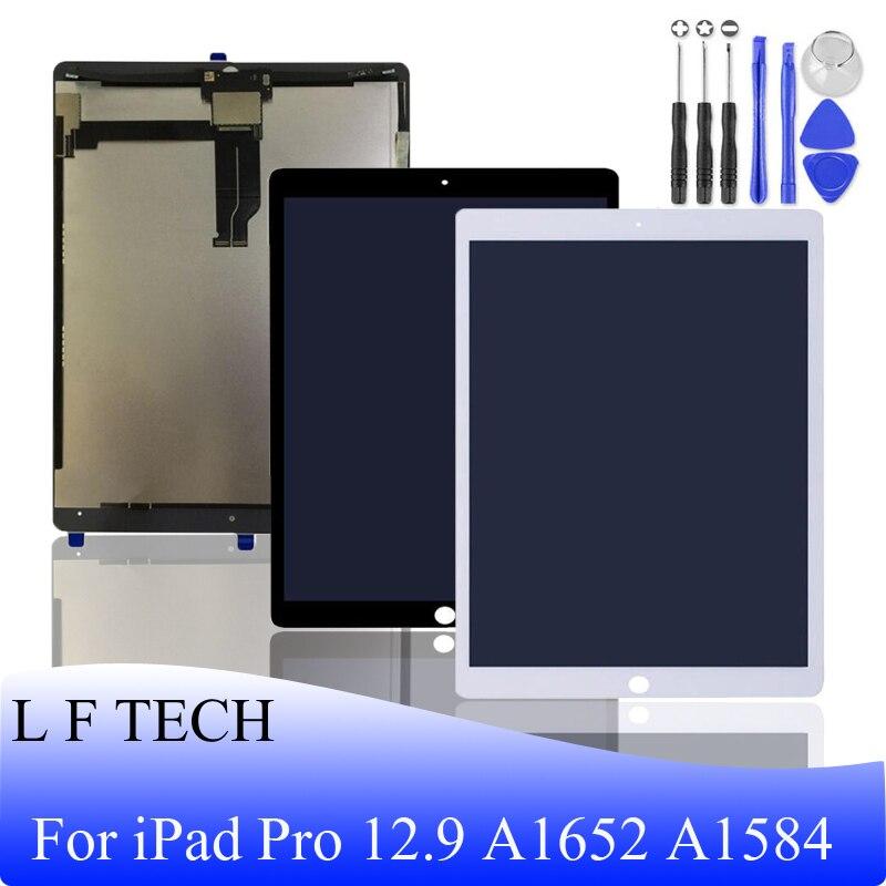 GüNstiger Verkauf Für Ipad Pro 12,9 Zoll A1652 A1584 Lcd Display Touchscreen Digitizer Montage Für Ipad Pro Mit Bord Hohe QualitäT Und Geringer Aufwand