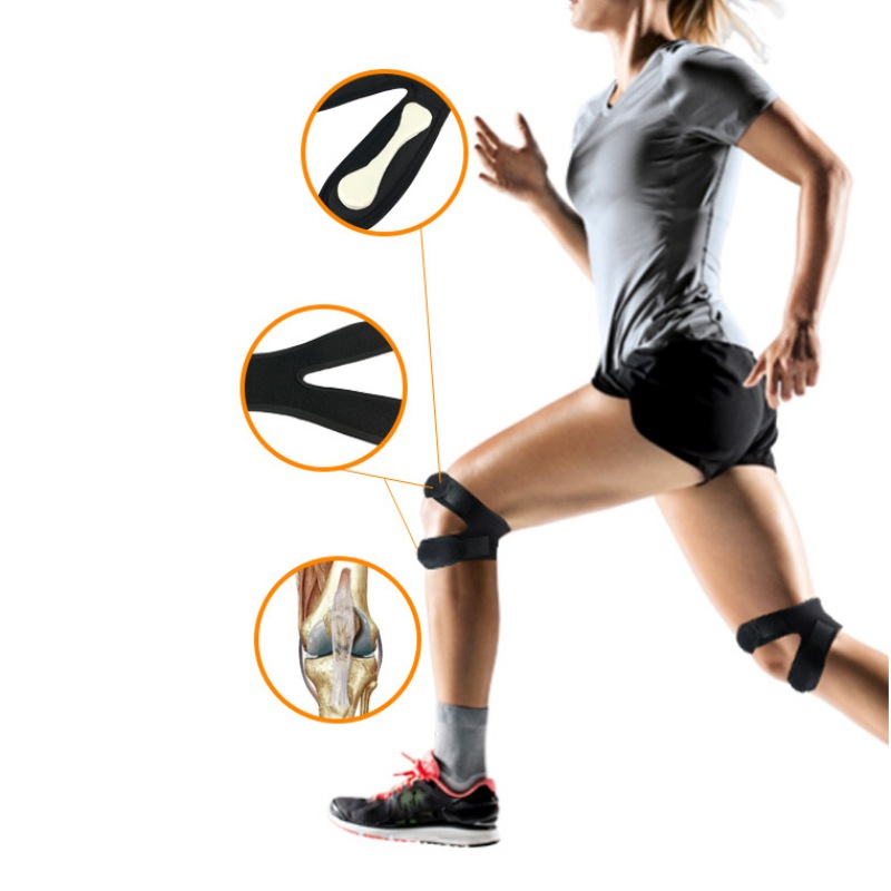 Fitness Knee Bandage 1