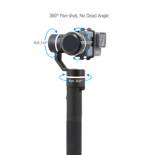 Professional High Quality 3-axis Handheld Gimbal Splashproof For GoPro HERO5 4 3 3+ /for Action Cameras Use