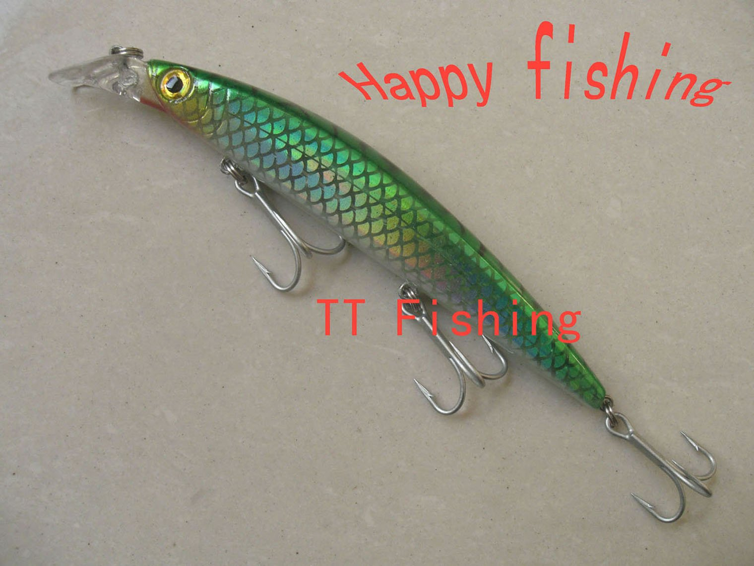 Supper Long-Bow  Plastic  Fishing Lure(M145S)  Enjoy Retail Connvenience at Wholesale Price
