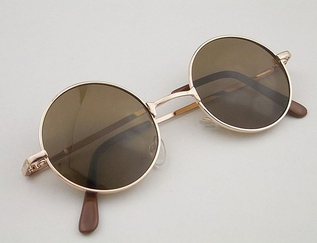 Cool sunglasses Antiquated roundness designer  for women  discount sunglasses