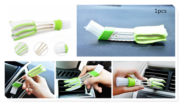 Car air conditioning exhaust port cleaning brush cleaner dusting for BMW E46 E39 E38 E90 E60 E36 F30 F30 E34 F10 image