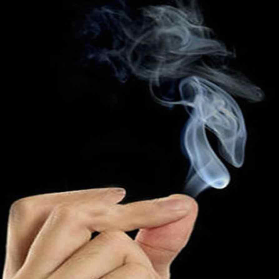 2018 Fumaça Mágica de Pontas do Dedo Truque de Mágica Mística Surprise Prank Joke Fun JA18