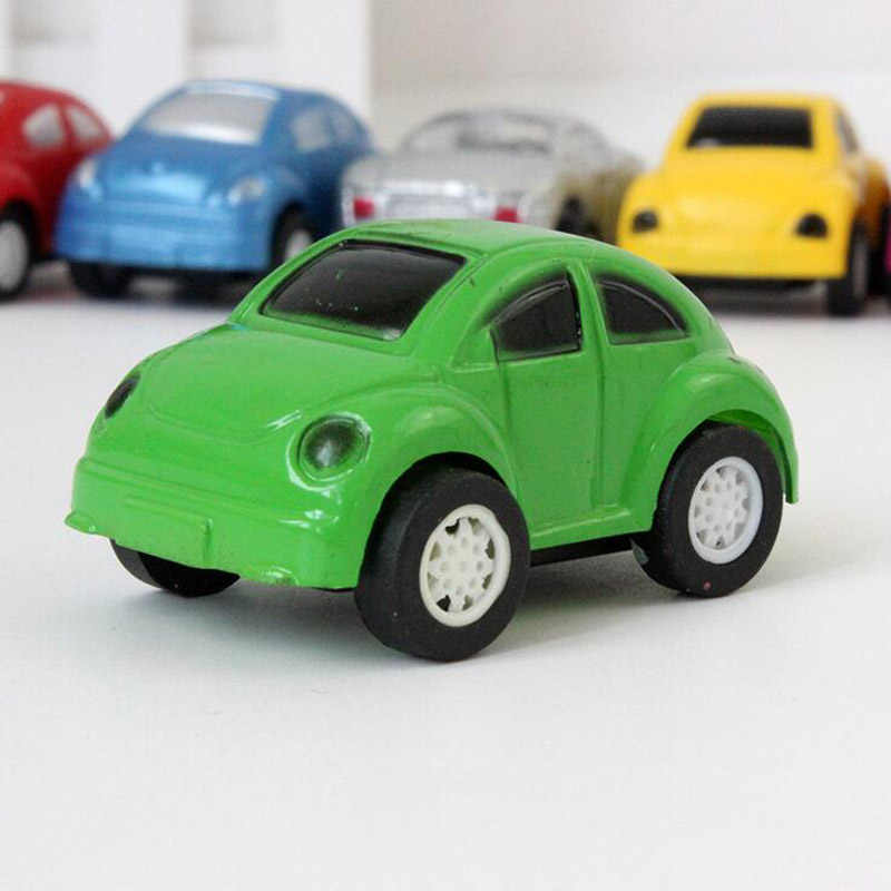 Mini lovely Q version toy car children gift model car children's toys