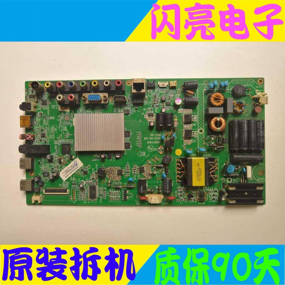 Well-Educated Main Board Power Board Circuit Logic Board Constant Current Board Led 42r5500fx Motherboard 35017819 With 192yt Screen Consumer Electronics