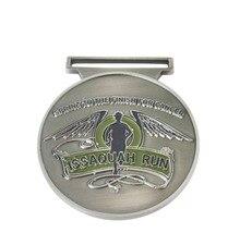 Wholesale Souvenir Medal Brass Gold Finish for Football Event  k200210