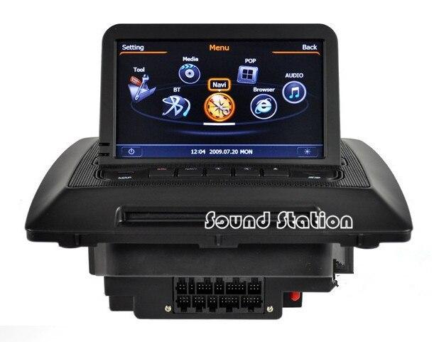 XC90 Car DVD GPS For Volvo XC90 Navigation Navigator Sat Nav Radio Video Multimedia Media Center ...