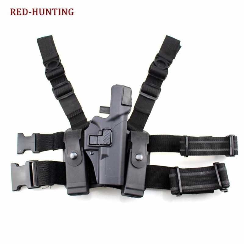Detail Feedback Questions about Tactical Leg Holster Level 2