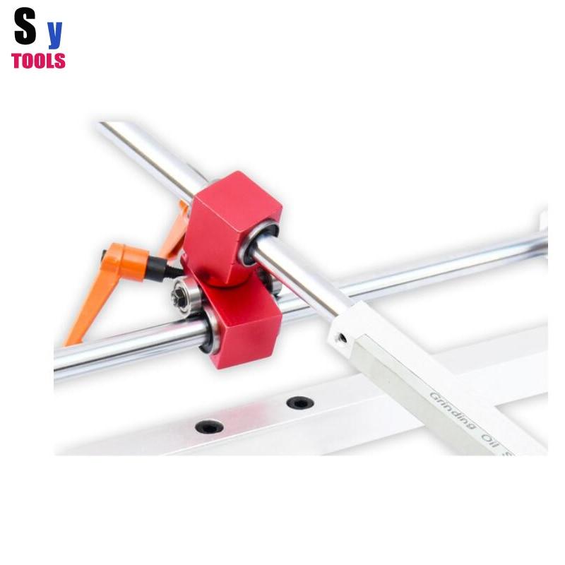 Knife Sharpener parts-sy tools Knife Sharpener parts-Universal slide / change lock shaft slider lansky mini dog bone knife sharpener