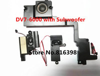 Free Shipping New FOR Hp DV7 6000 With Subwoofer Speaker 2340A1R001 2340A1O001