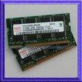Hynix КОМПЛЕКТ 1 ГБ (2x512 МБ) PC2700 DDR-333 200-контактный Ноутбука 333 МГц (SODIMM) память ddr1 200pin ПАМЯТИ в КОМПЛЕКТЕ Бесплатная Доставка