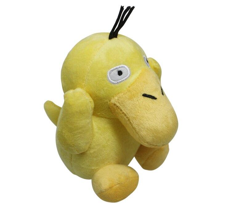 De dibujos animados juguetes de peluche 14cm Psyduck animal relleno colección suave lindo muñecas para los niños regalo de los niños Funda para Philips S561, funda blanda de silicona TPU para Philips S561, funda protectora de teléfono
