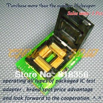 BM1185A Programmer Adapter PM-RTC005-366A IC51-1004-814-2 QFP100 LQFP100 TQFP100 Adapter/IC SOCKET/IC Test Socket 100% new ic51 0162 sop16 ic test socket programmer adapter burn in socket ic51 0162 271