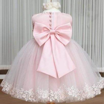 Fashion Princess Dress Cute Kids Clothes Birthday Girls Summer Dress