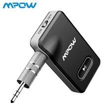 Mpow B129 Updated Wireless Audio Adapter Bluetooth 4.1 Receiver Car Ki