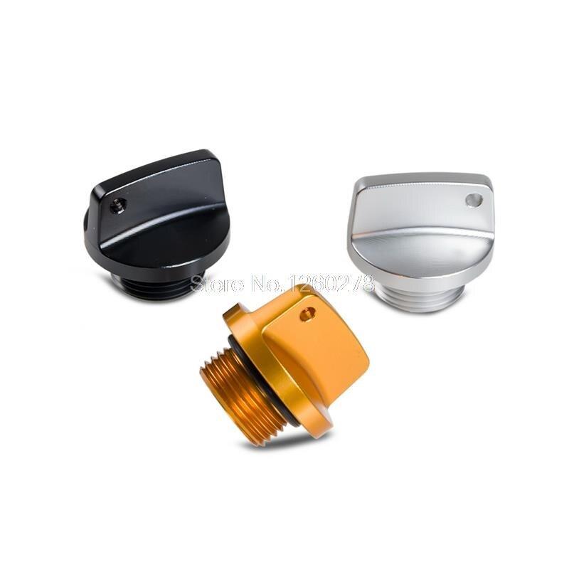 NICECNC Oil Filler Cap For Suzuki GSXR 600/750/1000/1100 SV1000 GSF1200 B-KING V-STORM GW INAZUMA 250 400 GSX1400 magnetic oil drain sump plug m14 x 1 25 for suzuki gsxr 600 750 1000