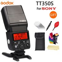 Godox TT350S 2 4G 1 8000s TTL GN36 Wireless Speedlite Flash Light For Son Y Camera