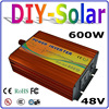 600w 48v Inverter Factory Wholesale Pure Sine Wave Off Grid Inverter 600w UL TUV CE RoHS