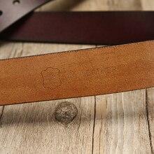 [LFMB]leahther belt men male genuine leather strap belt for men cow genuine leather luxury strap belt male men belt