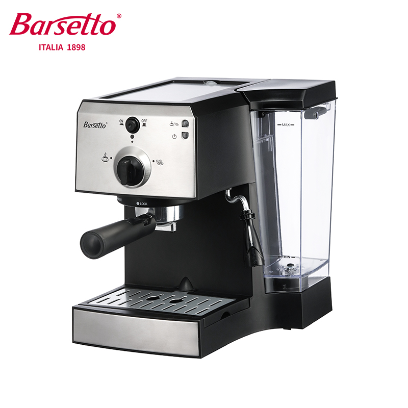 Coffee machine Barsetto BAA627B home intelligent fully automatic american style coffee machine drip type small is grinding ice cream teapot one machine