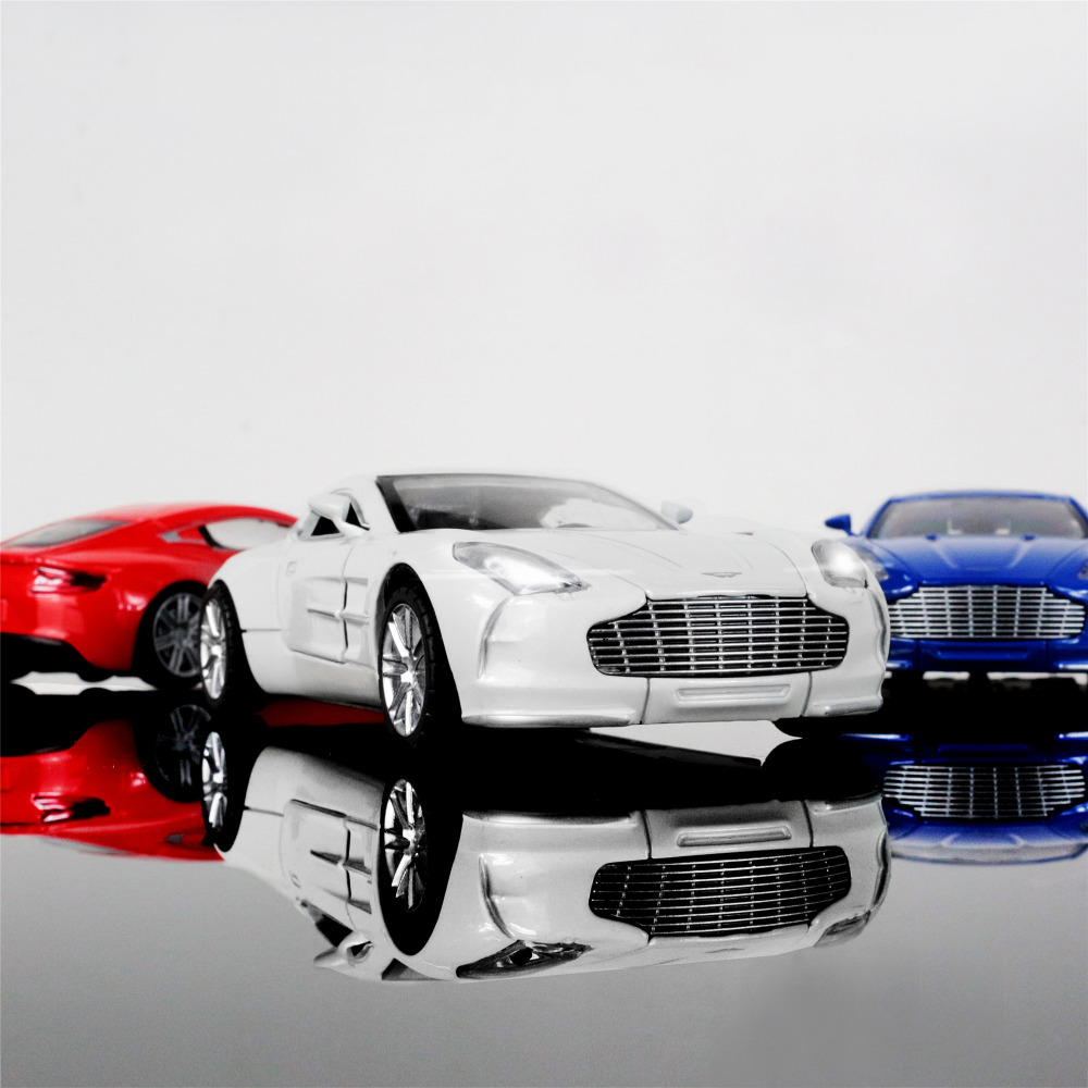 1:32 Free Shipping Kids Toys Aston Martin One 77 Metal Toy Cars Model For  Children Pull Back Car Miniatures Gifts For Boys In Diecasts U0026 Toy Vehicles  From ... Idea