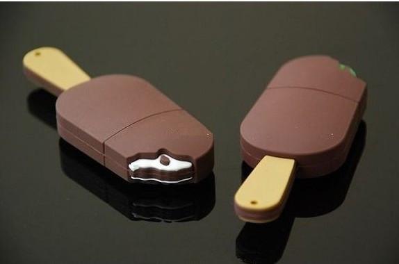 Ice Cream USB flash drive 8GB/16GB/32GB/64GB/128GB