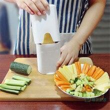 XMT-HOME овощные ножи картофельный нож жареный Резак картофельный пресс кухонные аксессуары 1 шт