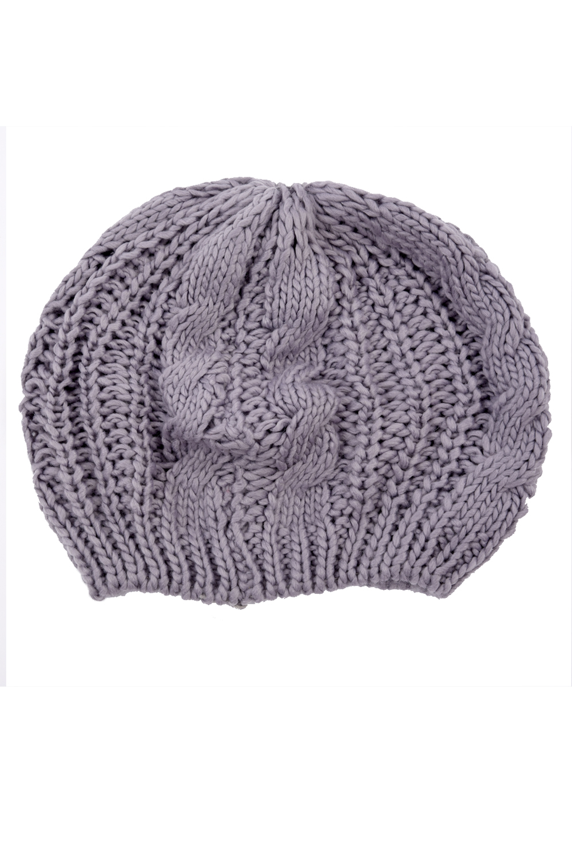 Braided Baggy Beanie Crochet Knitting Warm Winter Wool Hat Ski Cap for Women