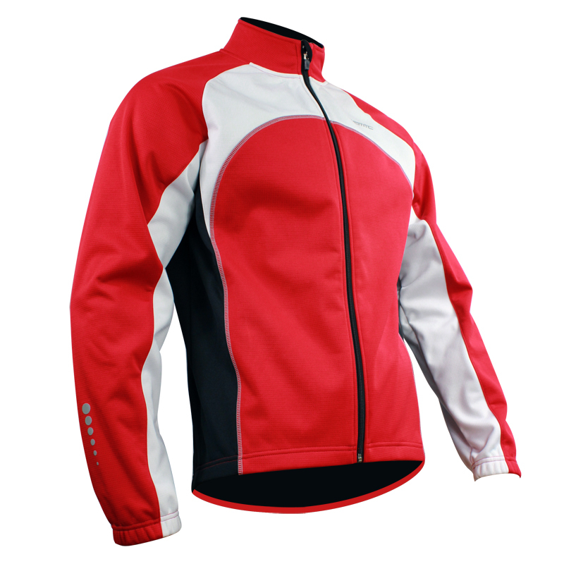 SANTIC Men's Winter Energy Protection Fleece Thermal Bike Bicycle MTB Cycling Cycle Clothing Long Sleeves Sports Jersey Jacket black thermal fleece cycling clothing winter fleece long adequate quality cycling jersey bicycle clothing cc5081