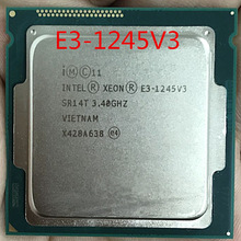 CPU Xeon E3-1245V3 Socket-1150/5-gt/s Server Quad-Core