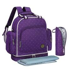 Stroller bag backpack baby diaper bags nappy mother maternity mommy wet infant for baby care organizer bag diaper bag organizer backpack brand nappy bags baby travel maternity bags for mother baby stroller bag diaper handbag