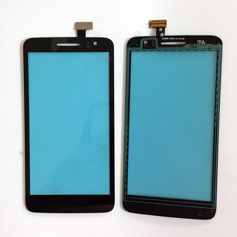 New Touch Screen For Alcatel One Touch Scribe HD OT8008 OT-8008A 8008W 8008D 8008 Digitizer Front Glass Sensor Panel Touchscreen