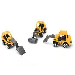 2019 дети мини автомобиль игрушка Лот наборы транспортных средств Обучающие игрушки Инженерная модель автомобиля для детей подарок