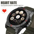 N10 Bluetooth 4.0 Sports Smart Watch with Compass Thermometer Barometer Altimeter IP67 Heart Rate Monitor for Android IOS