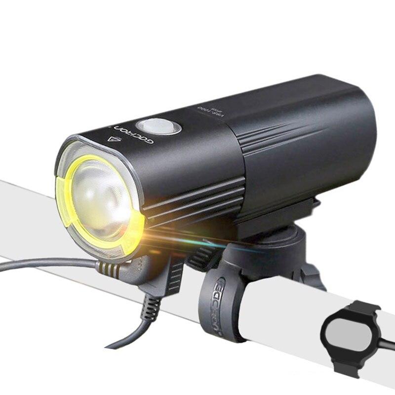 Велосипедный USB светильник L2, светильник для велосипеда, светодиодный портативный светильник для мобильного телефона с 26650 батареей, водонепроницаемый велосипедный светильник s